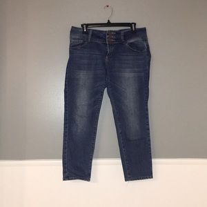 Pants - Cropped jeans